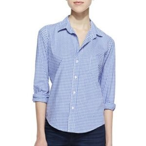 Frank & Eileen Barry Gingham Button-Down